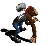 monkeysquat